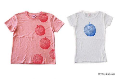 りんごTシャツ